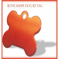 Bone Shape dog ID Tag