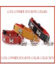 Cool Cowhide Dog Collar Collection
