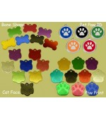 Pet Tags - Buy 3 - Special Offer - 66% OFF