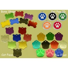 Pet Tags - Buy 2 - Special Offer - 60% off